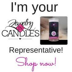 I'm so happy I'm your JIC Rep! Feel free to browse around! https://jewelryincandles.com/store/jfbabco