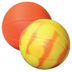 """Color Changing """"Mood"""" Basketball Squeezies Stress Reliever"""