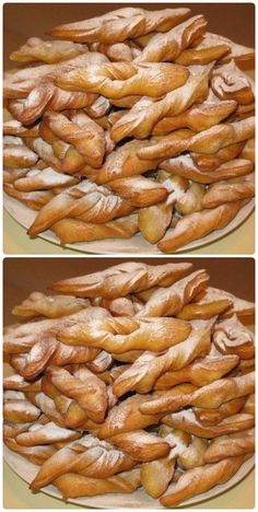 Serbian Recipes, Russian Recipes, Easy Healthy Dinners, Healthy Recipes, Baking Recipes, Dessert Recipes, Dinner Bread, European Cuisine, Bread And Pastries