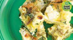 Tortilla de espinaca - Suat .:. Emergencia M�vil