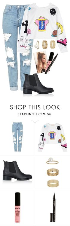 """Chelsea Boots "" by dramaquee ❤ liked on Polyvore featuring Topshop, Chicnova Fashion, Barneys New York, Miss Selfridge, NYX, Smith & Cult and chelseaboots"