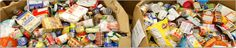How to Host a Food Drive with the Hunger Task Force
