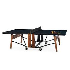 woolsey ping pong table | ping pong table, steel and resource, Attraktive mobel