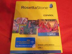 Rosetta stone v3.3.5 spanish latin