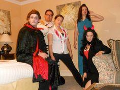 Murder in Transylvania