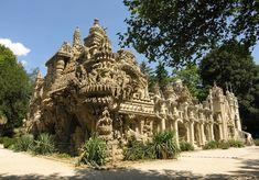 Le palais idéal est un monument construit par Ferdinand Cheval de 1879 à 19121, situé à Hauterives en France.
