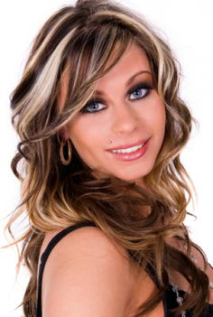 Highlights For Brown Hair | Dark Brown Hair With Highlights For - Free Download Dark Brown Hair ...