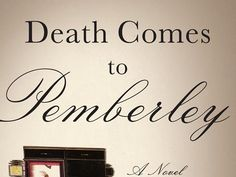 Death Comes to Pemberley comes to American TV screens this Sunday night (be not alarmed, dear sirs and madams, for Flavorwire will provide recaps of each installment). For those who don't know, it'...