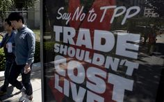 Opponents say final text of agreement confirms that the Trans-Pacific Partnership would hurt working people