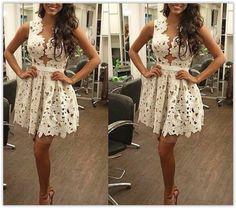 Vestido Renda Flawless