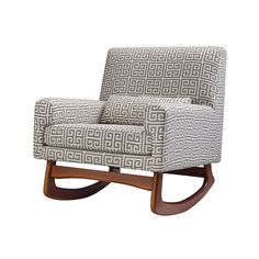 Sleepytime Rocker in Athena - Have you guys seen all of the limited edition fabrics that we offer the Sleepytime rocker in? If you want a statement piece (that's still functional) in your #nursery...this is what you're missing!