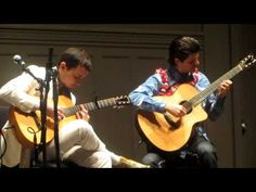 "Makana & Jeff Peterson  ""Slackmenco"""