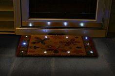 "CocoMatsNMore Magic L.E.D Doormat Dragonfly Dance - 18"" X 30"" by Coco Mats N More, http://www.amazon.com/gp/product/B004V410TG/ref=cm_sw_r_pi_alp_ucdNpb0WZYY0K"