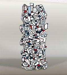 Sculpture by Jean Dubuffet
