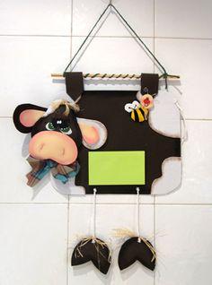 Vaca cocina