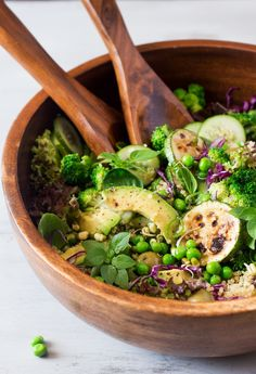 quinoa superfood salad side