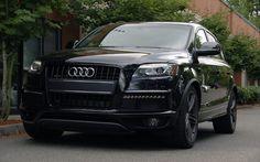 q7 wheel spacers | Audi Tuning | VW Tuning