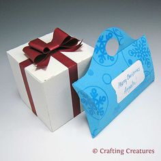 digital cutter file:  gift boxes  box w/bow!  $5.00 etsy