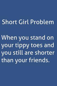 Short girl problem
