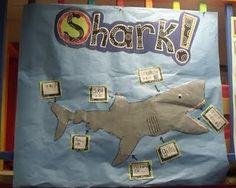 Shark for ocean unit