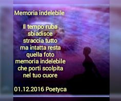 Memoria indelebile