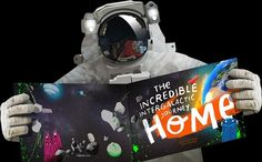 The Incredible Intergalactic Journey Home: A new personalized book for kids that's mindblowingly cool
