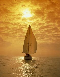 I am Sailing. I am Sailing. Home again across the sea I am sailing, stormy waters To be near you, to be free. Sail Away, Shades Of Yellow, Tall Ships, Mellow Yellow, Sailing Ships, Lighthouse, Scenery, Beautiful Pictures, Ocean