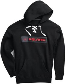 dc1602dd436 Pure Polaris WORKMAN S LACE-UP HOODIE from Tousley Motorsports