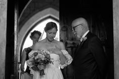 Meredith & Chris // A beautiful Lundy Island wedding.