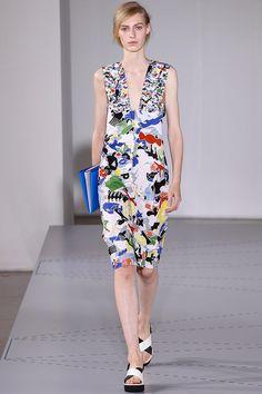 tendencia moda inspirada en arte primavera 2014 | Galería de fotos 4 de 35 | VOGUE