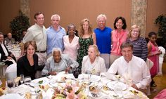 Seven out of the nine remaining RFK children back in 2011: Kathleen Kennedy Townsend, Bobby Jr., Max, Kerry, Joe II, Courtney and Douglas with Ethel Kennedy and Joe's wife Beth.