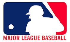 MLB logo image: Major League Baseball is a professional baseball league, consisting of teams that play in the American League and the National League. Chicago White Sox, Boston Red Sox, Tampa Bay Rays, Tornados, Cleveland Indians, Cincinnati Reds, Dodgers, Chicago Cubs, American League Baseball Teams
