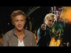 Interview: Tom Felton Talks Harry Potter and the Deathly Hallows: Part 2
