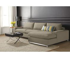 Seville Leather Ottoman - Benches - Bedroom - Room & Board