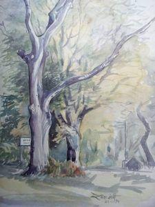 The Roadside Tree - A Poem By Dr.Indu Nautiyal