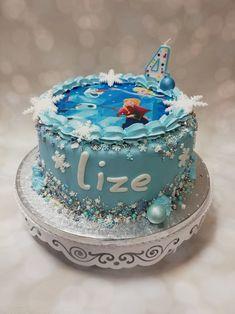 Frozen Birthday Cake, Desserts, Food, Tailgate Desserts, Deserts, Eten, Postres, Dessert, Meals