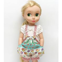 Disney Baby doll clothes pants clothing flower print collection Princess 16 PT01 #HappyJinny