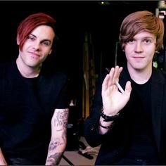 Kier and Drew x Know Your Band Mate :D