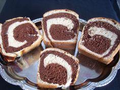 La Cocina de los inventos: Pan de Leche y Chocolate.