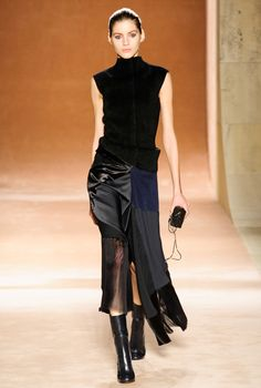 """Victoria Beckham on her new collection she debuted at New York Fashion Week: """"I wanted a new translation of the dress - I wanted a sexy dress"""""""