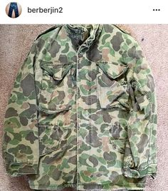 Military Gear, Military Uniforms, Military Jacket, Vintage Leather Motorcycle Jacket, Camo Gear, Tactical Equipment, Vietnam War, Men Fashion, Parka