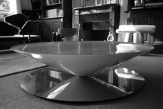 Float table by Luca Nichetto for La Chance - www. Table, Design, Furniture, Home Decor, Light Fixture, House, Homemade Home Decor, Tables