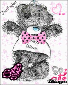 I love you beary, beary much my beautiful friend! Lots of love, huge hugs and blessings to you. Blue Nose Friends, I Love My Friends, Teddy Bear Pictures, Bear Graphic, Tatty Teddy, Love Bear, All Things Cute, Bear Cubs, Beautiful Friend