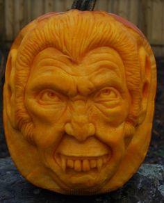 Dracula http://mom.me/toddler/15170-craziest-pumpkin-carvings/item/dracula/
