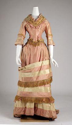 1877-1879 American Dress at the Metropolitan Museum of Art, New York