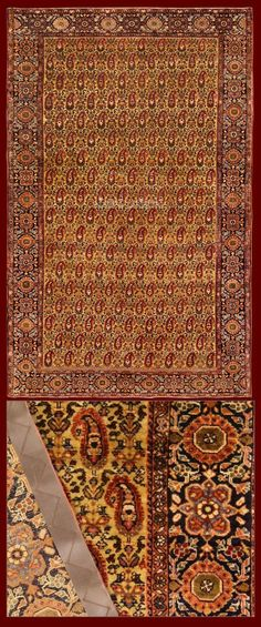 FARAHAN CARPET IRAN - 200 X 125 CM - 6.56 X 4.1 FT - COD. 141128071328