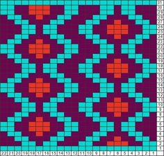 Tricksy Knitter Charts: untitled chart by Krishna