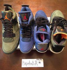 b5ff1b40d4a29f Nike Air Jordan 4 Retro Undefeated DS 11 IV Eminem Encore Jordan 4