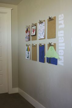 art work display