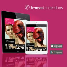 FRAMESI COLLECTIONS - Mobile and Tablet App by LOJACONO & TEMPESTA
